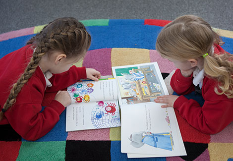St Andrew's CE (VA) Infant School